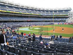 Cushioned Bleacher Seats With Backs Yankee Stadium Seating Best Seats At Yankee Stadium