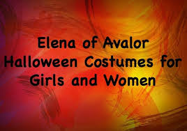 elena avalor halloween costumes girls women goody
