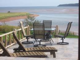 Beach House Furniture by Howe Bay Beach House Pei Oceanfront Homeaway Annandale
