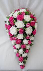 silk wedding flowers artificial wedding flowers chuck nicklin