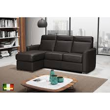 sofa with reversible chaise lounge norma brown top grain leather sofa with reversible chaise