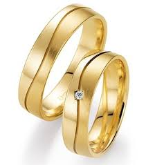 wedding bands for him and custom tailor jewelry yellow gold plating titanium