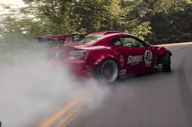 laferrari crash watch drifter ryan tuerck crash his ferrari powered gt86 motor trend