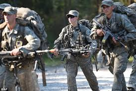 Ranger School Meme - first female soldiers to graduate from army ranger school
