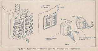 1967 camaro fuse box diagram wiring diagram simonand