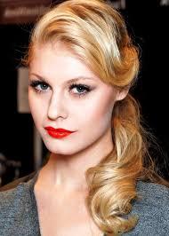 how to do retro hairstyles for women glamorous vintage hairstyles for women how to do easy vintage