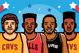 the 2016 nba all stars of hair gq