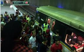hundreds open doors on marta during heavy delays atlanta
