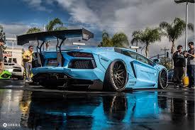 Blue Lamborghini Aventador - blue lamborghini wallpapers high definition hd 169 blue