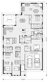 casuarina 255 with granny flat home designs in robe g j