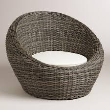 Round Armchairs Lovely Round Wicker Chair 17 Best Images About Papasan Chair On