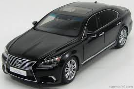 white lexus 4 door autoart 78842 scale 1 18 lexus ls600hl 4 door 2013 black