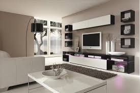 Contemporary Wall Units Modern Entertainment Wall Units