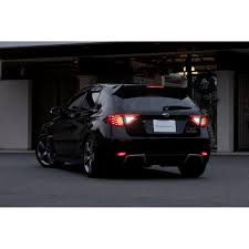 Valenti Lights Wrx Sti Hatchback Led Tail Lights Valenti Jewel Led Tail Lamps