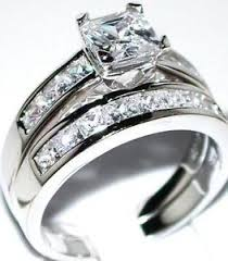 cheap engagement rings princess cut princess cut engagement ring ebay