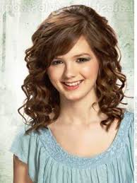 short layered haircuts for naturally curly hair medium professional hairstyle women medium haircut