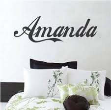 custom vinyl lettering personalized wall decals trendy wall