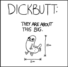 Big Butt Memes - scale dick butt know your meme