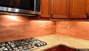 copper tiles for kitchen backsplash copper tile backsplash for kitchen thirdbio