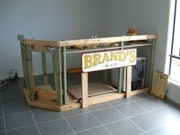 Cost To Build A Bar In Basement by Best 25 Bar Plans Ideas On Pinterest Pallet Bar Plans Outdoor