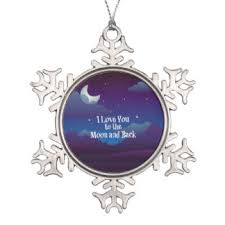 i you to the moon and back ornaments keepsake ornaments