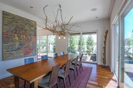 tree branch chandelier tree branch chandelier dining room contemporary with branch
