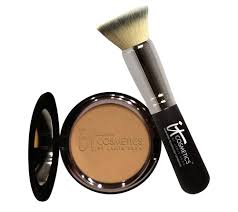 it cosmetics anti aging celebration foundation with brush page 1