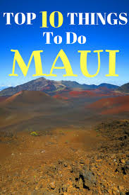 Iao Valley State Park Map by Top 10 Things To Do In Maui Hawaii Travel Guide