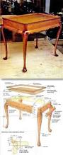 Drafting Table Woodworking Plans 1016 Best Period Furniture Images On Pinterest Woodwork