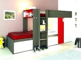 lit bureau combiné chambre enfant lit mezzanine lit bureau fille combine lit bureau