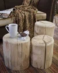 Tree Stump Side Table Diy Tree Stump Side Table Tree Stump Side Table Tree Stump And