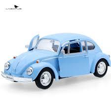 porte aperte auto lagopus auto giocattolo mini beetle auto d epoca in lega di zinco