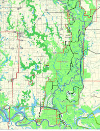 Ar Map Refuge Map Dale Bumpers White River U S Fish And Wildlife Service