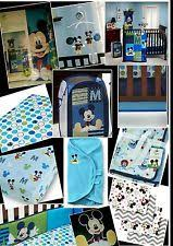 Mickey Mouse Baby Bedding Mickey Mouse U0026 Friends Crib Bumpers Ebay
