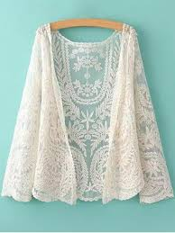 white lace blouses see through leaves pattern lace blouse white blouses one size