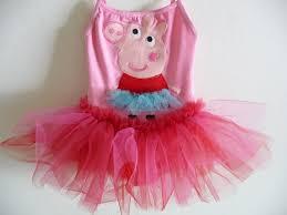 Peppa Pig Halloween Costume Peppa Pig Ballerina Peppa Pig Tutu Peppa Pig Birthday