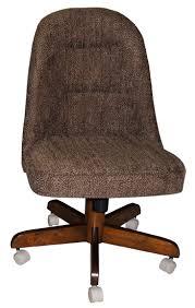 chromcraft like caster swivel chairs