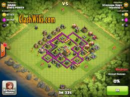 Clash Of Clans Maps Barch Strategy Clash Of Clans Wiki