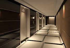 marcopolo ortigas office dsfn architects lift lobby lift car