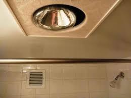 bathroom heat lamp bathroom heat lamp fixture youtube