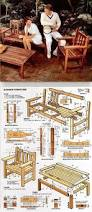 Garden Wood Furniture Plans by 25 Best Outdoor Furniture Plans Ideas On Pinterest Designer