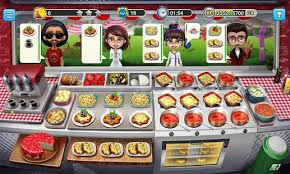 le jeu de la cuisine food truck chef cooking jeu de cuisine applications