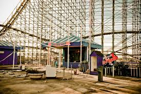 Six Flag New Orleans Matt Ellwood Digital Creative My Obsession With Abandoned