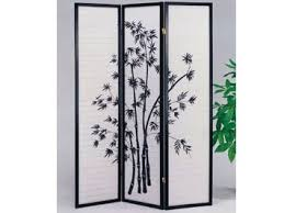 amazon com legacy decor 3 panel bamboo design room divider
