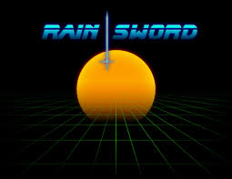 Sword Of Light And Shadow Shadow In The Dark Rain Sword