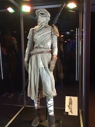 costumes u0026 props from the star wars the force awakens exhibit