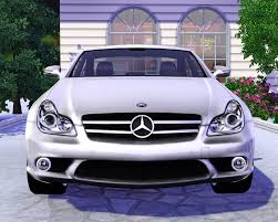 2009 mercedes cls 63 amg mod the sims 2009 mercedes cls63 amg