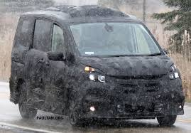 nissan elgrand insurance australia spied nissan serena next gen spotted in the us