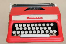 Candy Apple Supplies Wholesale Toy Typewriter Vintage Tom Thumb President Typewriter In Candy