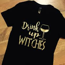 drink up witches halloween shirt funny t shirt drinking